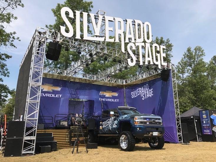 Silverado Stage Complete 1